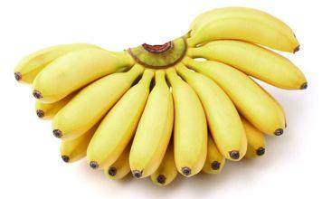 Banano bebé ecuatoriano es el predilecto en China