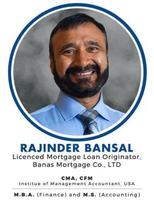 Rajinder Bansal