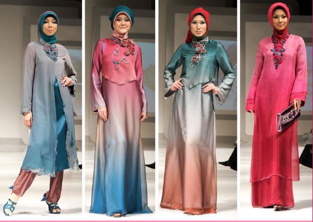 الموضة الإسلامية بتوقيع مصممة شهيرة من الشيشان