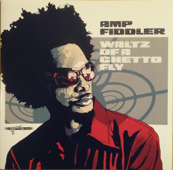 Cedric Woo Amp Fiddler