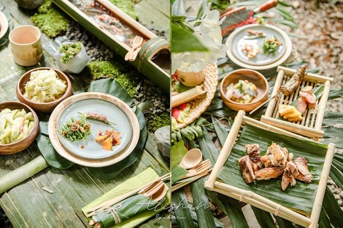 秘境旅遊:阿里山部落餐桌 把山林溪流搬到餐桌上,忘憂的古老野溪派對/maezo品嚐阿里山的饗宴