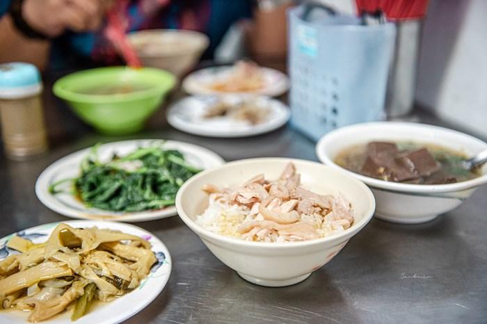 嘉義美食 阿樓師火雞肉飯:晚餐宵夜場首推!比雞肉飯更棒,肉片飯更好吃滿足