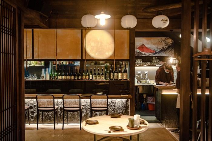 台北中正 璞滿滿居酒屋 台大老宿舍轉變的日本味隱世所,台灣清酒搭上串燒、日料