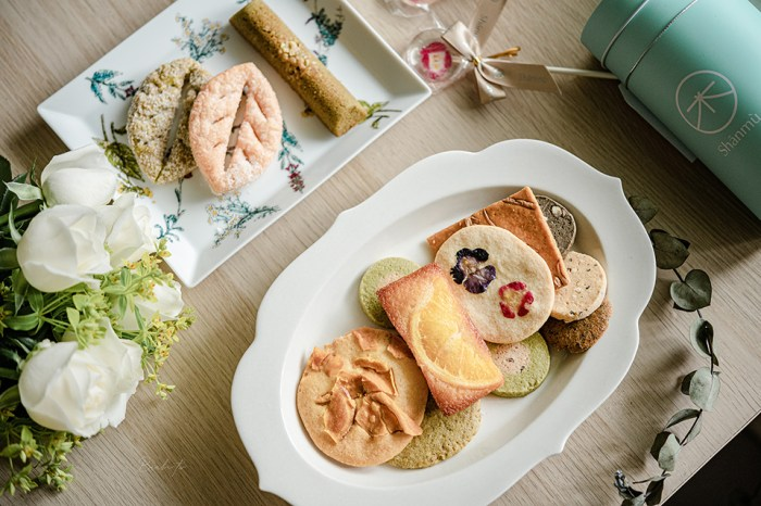 台中山木島:台灣味道的台法喜餅、彌月禮盒,有趣的台味餅乾、茶詩蛋糕、台灣茶飲料蛋糕