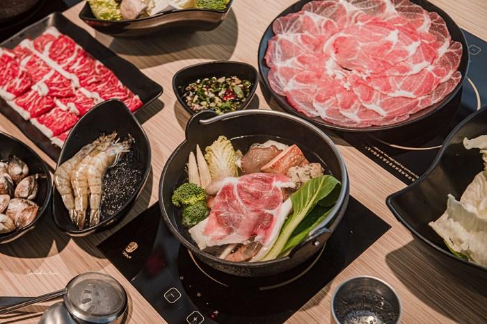 行天宮火鍋:七海鍋物 超豐盛肉、蛤蠣盤平價火鍋,2人同行還送海鮮或肉