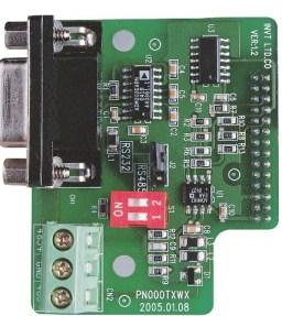 AC Drives Serial Communication Card CHV100 COM  Card truyền thông