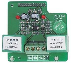 Frequency Inverter Injection Molding Card CHV100 ZS  Card đầu vào tín hiệu