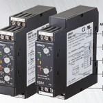 Rơ le bảo vệ dòng, điện áp, pha loại mới K8AK, K8DS
