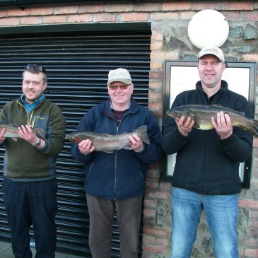 Fishing Report – March 2017