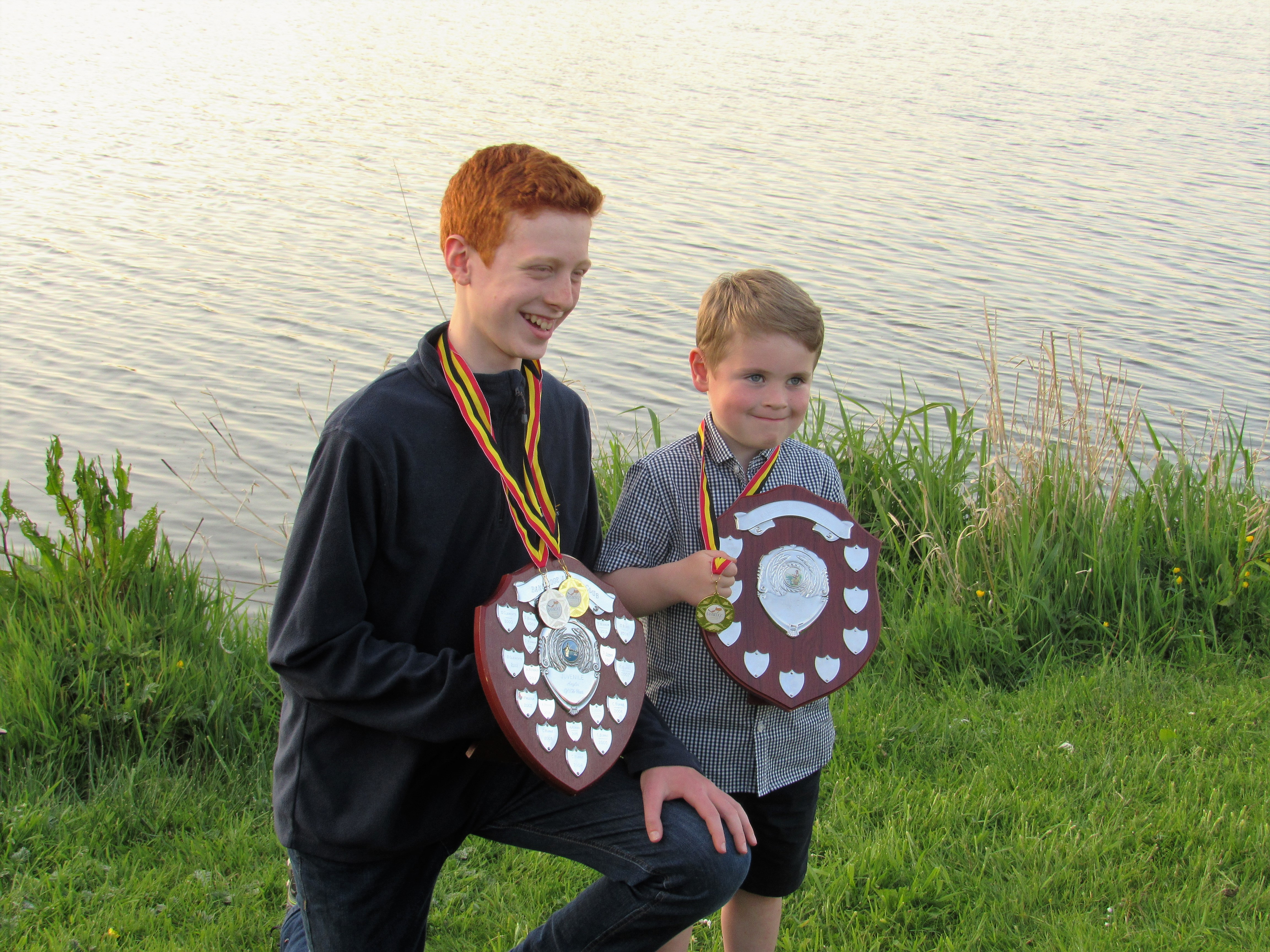 BAC Juvenile and Junior Anglers of the Year 2016 - Corbet Lough 25 May 2017