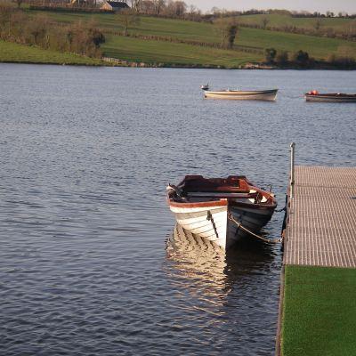 BAC Angling Boat Corbet Lough
