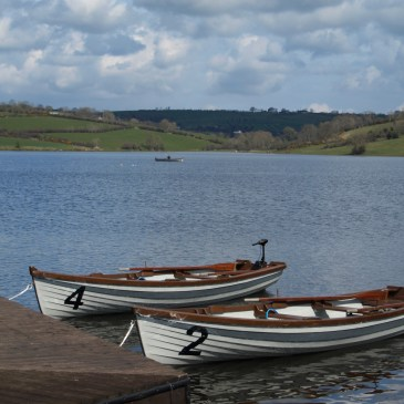 Corbet Lough Boat Fishing