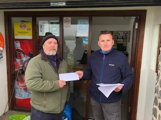 BAC Friendship Cup 1st leg Banbridge Angling Club v Armagh Angling Club Corbet Lough 7 April 2018