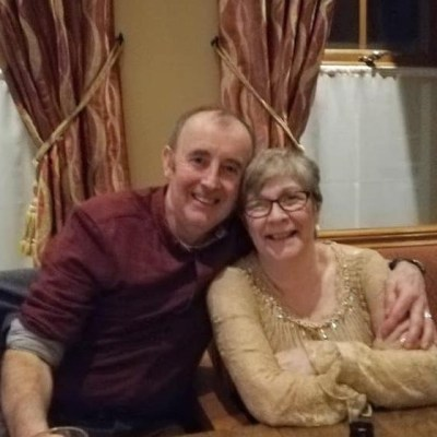 BAC - Mr & Mrs Dessie Graham enjoy the Dinner Dance and Prize Distribution Evening at the Anglers Rest on 31 January 2020
