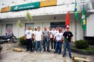 Banco da Amazônia Reduto na greve