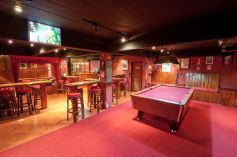 Pool Room 1 at the Camel