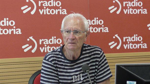 Entrevista a Daniel Fernandez, Presidente del Banco de alimentos de Álava, en Radio Vitoria
