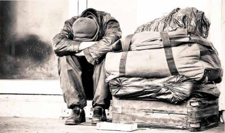 Ser pobre no es vergonzoso. El Banco de Alimentos trata de llegar también a los necesitados que tienen miedo a que se conozca su situación