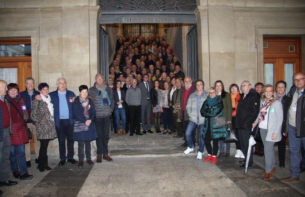 Encuentro y Asamblea de los Bancos de Alimentos de Euskadi – Euskadiko Elikagaien Bankuen topaketa eta batzarra