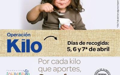 JORNADA NACIONAL DE RECOGIDA DE ALIMENTOS EN HIPERMERCADOS CARREFOUR