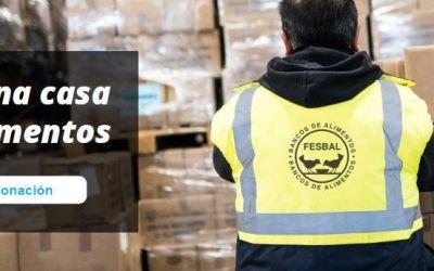 """La Fundación """"la Caixa"""" y CaixaBank impulsan una campaña solidaria de emergencia en favor de los Bancos de Alimentos para paliar los  efectos del coronavirus"""