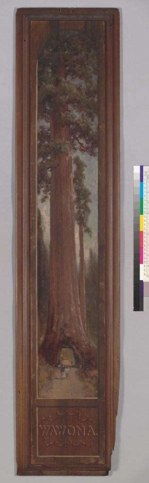 Hill Thomas [The Wawona] BANC PIC 1971.012--FR. Courtesy of The Bancroft Library, University of California, Berkeley ONLINE
