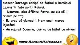Banc cu echipa Romaniei de fotbal, banc cu sportivi, banc sportivi, bancuri cu sportivi, bancuri sportivi, bancuri haioase, bancuri haioase cu sportivi, banc cu echipa Romaniei, Top 10 bancuri cu sportivi, top 10 bancuri sportivi, top 10 bancuri,