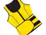 Fitness sauna waist training vest