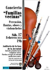 Fiestas 2018 - Concierto del Sábado @ Parque Santiago Esteban Junquer (Colmenar Viejo)