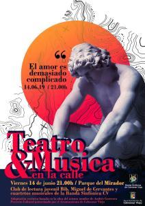 Teatro y Música en la calle