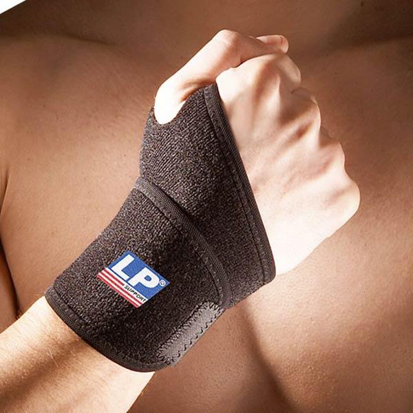 Håndledsbandage neopren med velcrolukning | LP-739