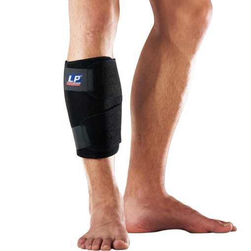 Lægbandage fra bandageshoppen.dk - bandagen er justbar