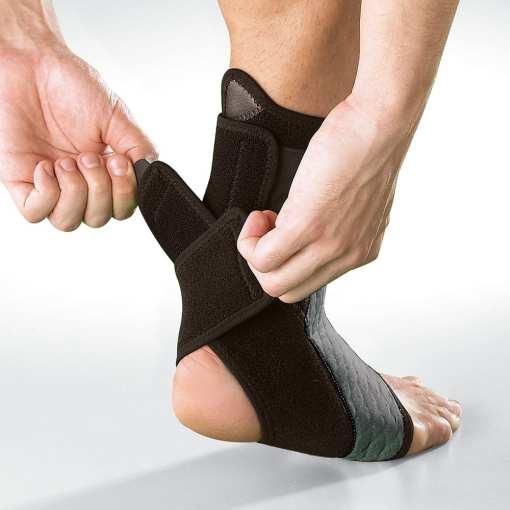 Akillessene bandage velcro