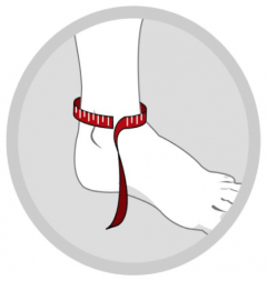 Akillessene bandage