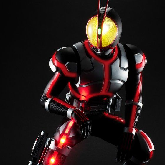 Ultimate Article 仮面ライダーファイズ アニメ・キャラクターグッズ新作情報・予約開始速報