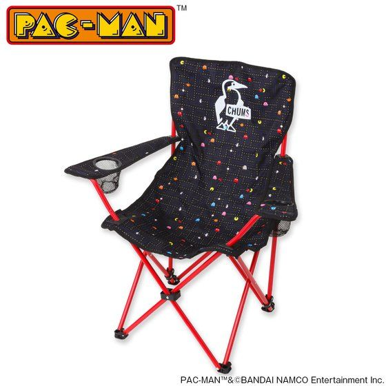 PAC-MAN×CHUMS×FREAK'S STORE Easy Chair アニメ・キャラクターグッズ新作情報・予約開始速報