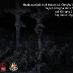 Skeda Speċjali għall-Ġimgħa Mqaddsa fuq Radio City 98FM