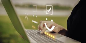 ¿Cómo se implementa la calidad de servicio de Internet?