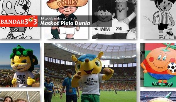 Maskot Piala Dunia