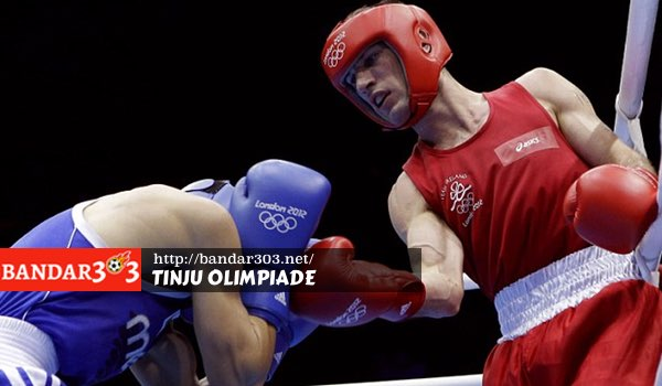Cabang Olahraga Tinju Olimpiade