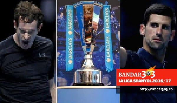 Andy Murray Novak Djokovic final ATP World Tour Finals London