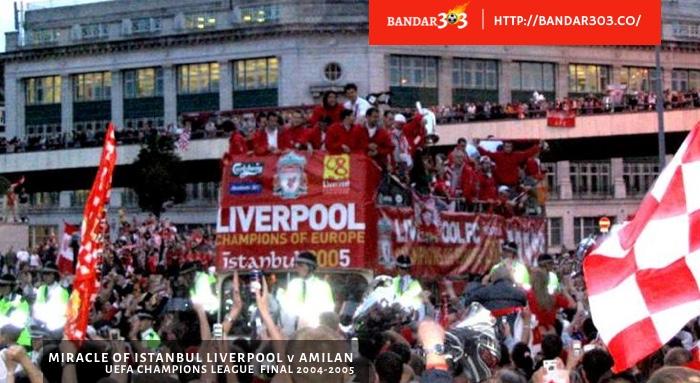 Liverpool Juara Eropa UCL Champions League 2004-2005