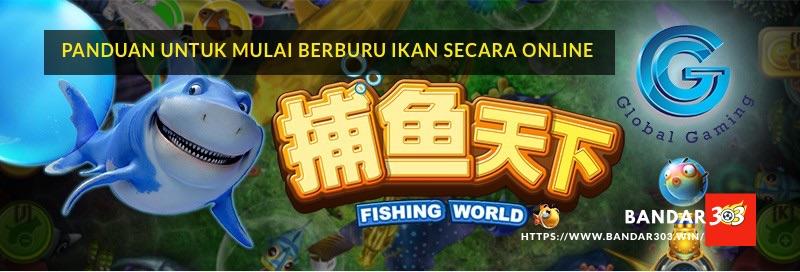 Panduan Memulai Tembak Ikan Online