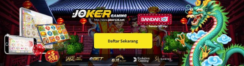 Joker Gaming Teaser Web