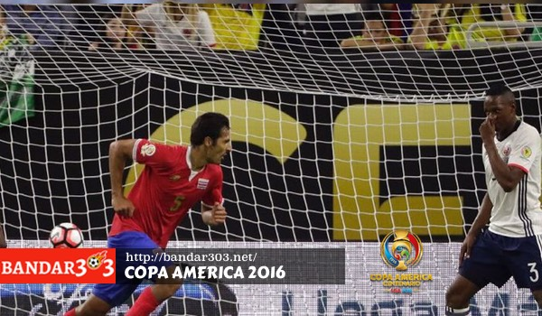 Celso Borges Kosta Rika Copa America 2016
