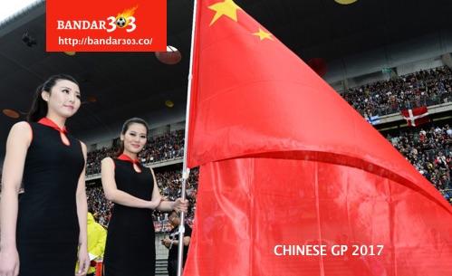 Grid Girls Chinese GP