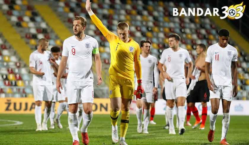 Bantai Kroasia, Inggris Melaju Ke Babak Semifinal UEFA Nations League