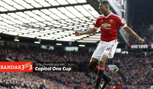 Marcus Rashford Manchester United