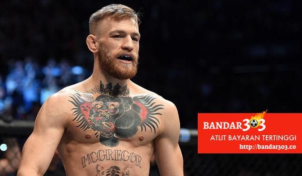 Connor McGregor UFC