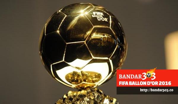 FIFA Ballon d'Or 2016 kandidat
